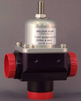 A2047 Series, High Flow Bypass Regulator